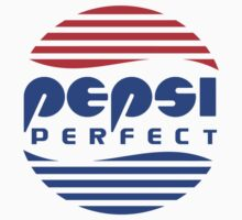 Pepsi Perfect - Back to the Future (Flat Colors) Baby Tee