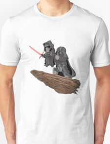 Star wars Mashup (white) T-Shirt