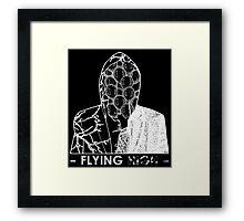 Flying High - Walking On Cars  Framed Print