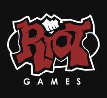 Riot Games Logo - High Quality by Feinier