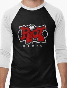 Riot Games Logo - High Quality T-Shirt
