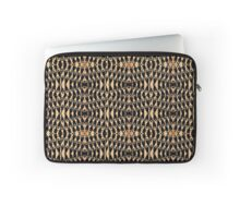 Derren Brown Assassin Pattern Laptop Sleeve