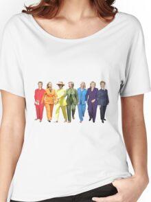 Hillary Clinton Pantsuit Women's Relaxed Fit T-Shirt