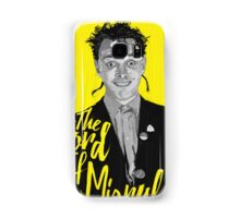Rik Mayall - Lord Of Misrule Samsung Galaxy Case/Skin