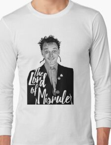 Rik Mayall - Lord Of Misrule Long Sleeve T-Shirt