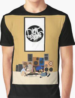 Blu & Exile Peanuts Graphic T-Shirt