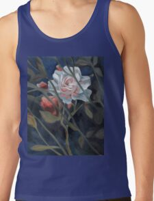 study of a rose in the back garden Tank Top