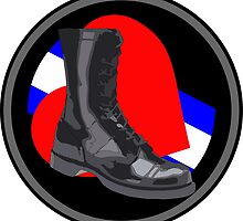 Bootblack Pride by intfactory