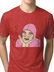Pink Guy Tri-blend T-Shirt