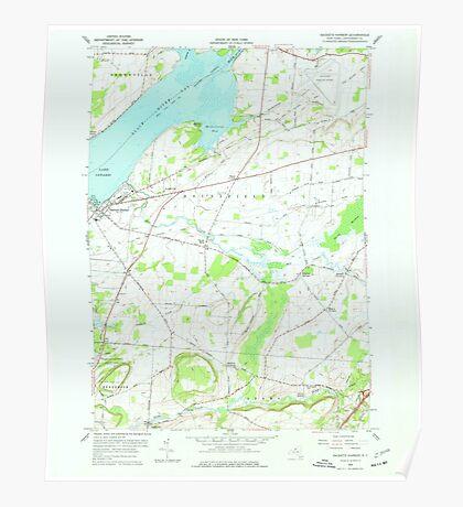 New York NY Sackets Harbor 129277 1959 24000 Poster