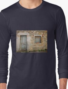 Building in Pican Long Sleeve T-Shirt
