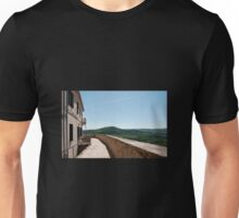 Buildings in Motovun Unisex T-Shirt