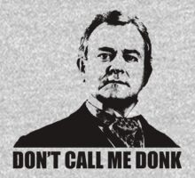 Downton Abbey Donk Robert Crawley Tshirt by theshirtnerd