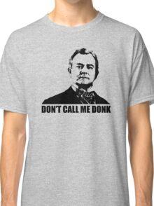 Downton Abbey Donk Robert Crawley Tshirt Classic T-Shirt