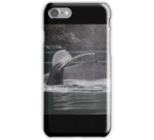Humpback Whales in Motion iPhone Case/Skin