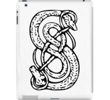 Loki Symbol iPad Case/Skin