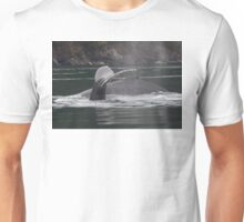 Humpback Whales in Motion Unisex T-Shirt