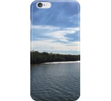 The World is Out there iPhone Case/Skin
