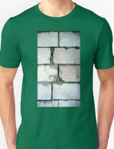 White . Unisex T-Shirt