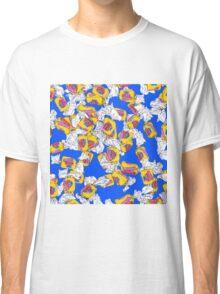 Dubble Bubble Bubblegum pattern Classic T-Shirt