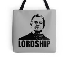 Downton Abbey Lordship Robert Crawley Tshirt Tote Bag