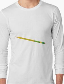 The X-Files: the truth is out there pencil Long Sleeve T-Shirt