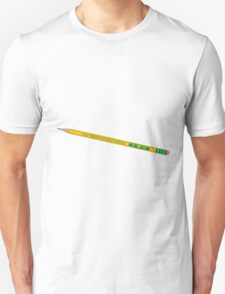 The X-Files: the truth is out there pencil Unisex T-Shirt
