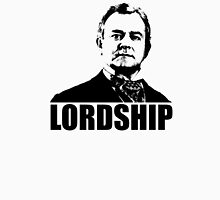 Downton Abbey Lordship Robert Crawley Tshirt Unisex T-Shirt