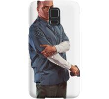 GTA - GTA 5 - Franklin Samsung Galaxy Case/Skin