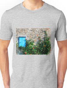 Derelict Building in Labin Unisex T-Shirt