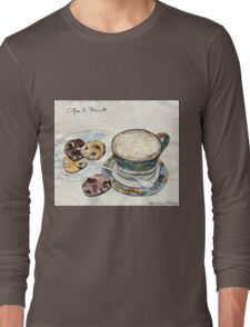 Coffee & Biscuits Long Sleeve T-Shirt