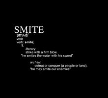 SMITE Definition by offwhitelimo