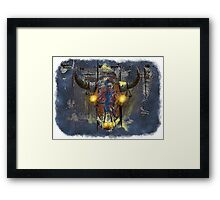 Another Time Special Edition Hoodies and Shirts Framed Print