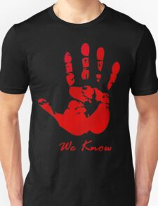 Skyrim Dark Brotherood T-Shirt