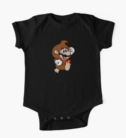 Kong Suit One Piece - Short Sleeve