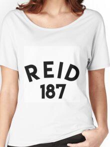 Reid 187 Women's Relaxed Fit T-Shirt