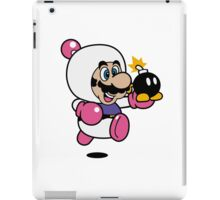 Bomber Suit iPad Case/Skin