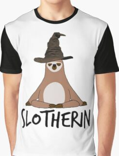 Slotherin Graphic T-Shirt