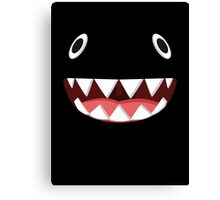 Chomp face ! Canvas Print
