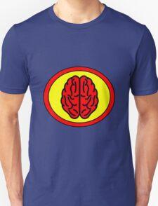 Hero, Heroine, Superhero, Super Brain T-Shirt