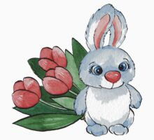 Cartoon rabbits / 4 / Love Kids Clothes