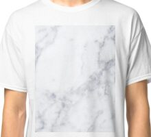 Marble hipster Classic T-Shirt