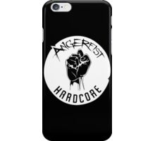 Angerfist Logo iPhone Case/Skin