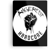 Angerfist Logo Metal Print