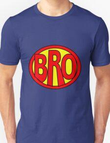 Hero, Heroine, Superhero, Super Bro T-Shirt
