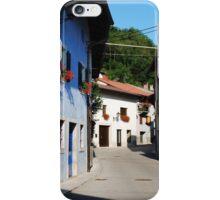 Buildings in Kobarid iPhone Case/Skin