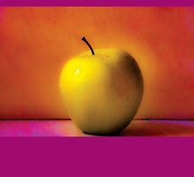 Green Apple  by Leo Hill