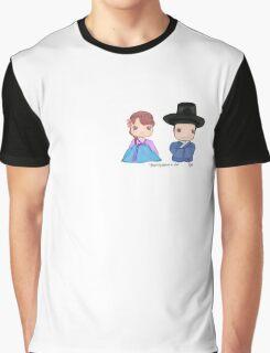 Cute Hanbok couple Graphic T-Shirt