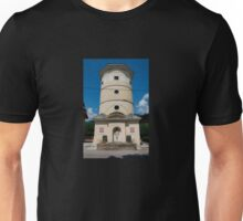 Old Fire Station in Muta Unisex T-Shirt