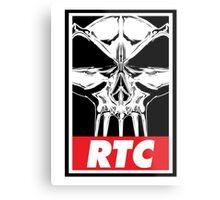 Rotterdam Terror Corps Obey Metal Print